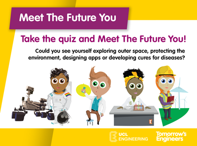 Meet The Future You