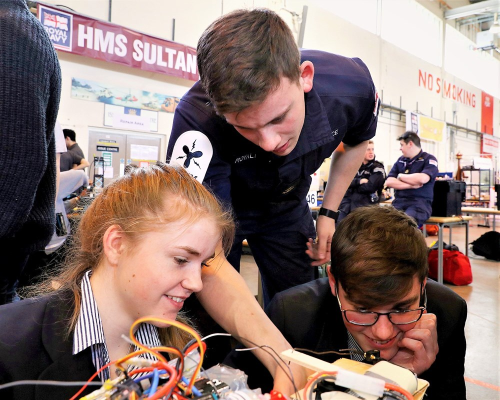 Royal Navy Engineering Challenge 2021