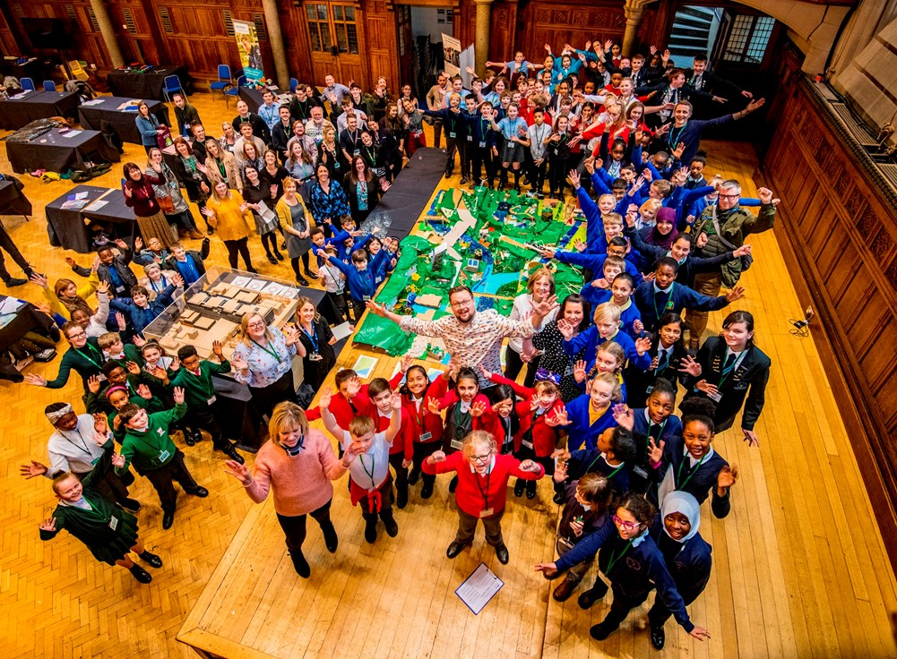 Greater Manchester Engineering Challenge
